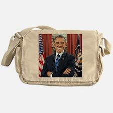 Barack Obama President of the United States Messen