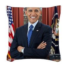 Barack Obama President of the United States Woven