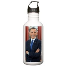 Barack Obama President of the United States Water