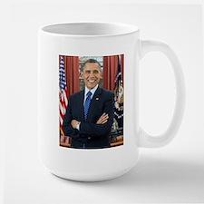 Barack Obama President of the United States Mugs
