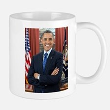 Barack Obama President of the United States Mugs