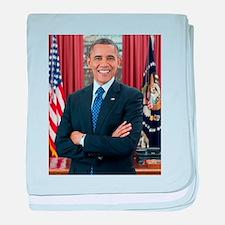 Barack Obama President of the United States baby b
