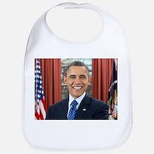Barack Obama President of the United States Bib