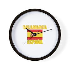 Funny Espanol Wall Clock
