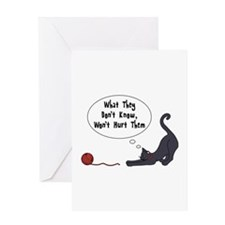 What They Dont Know Greeting Cards