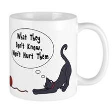 What They Dont Know Mugs