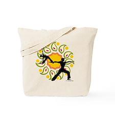 Asanas Tote Bag