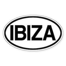 Ibiza Bumper Stickers