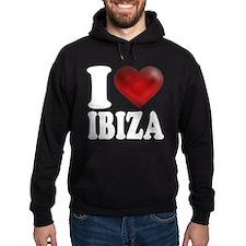 I Heart Ibiza Hoodie
