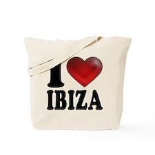 I Heart Ibiza Tote Bag