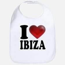 I Heart Ibiza Bib