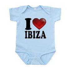 I Heart Ibiza Body Suit
