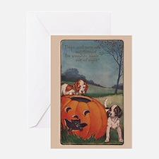 Vintage Halloween Card