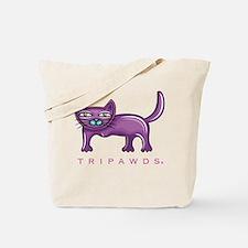 Tripawds Three Legged Cat Tote Bag