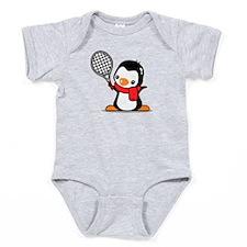 Tennis (8) Baby Bodysuit