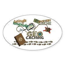 Geocache Fever Bumper Stickers