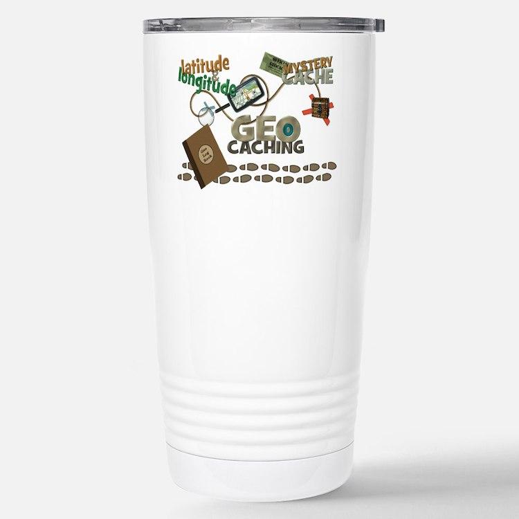 Geocache Fever Travel Mug
