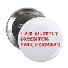 "grammar-pre-red 2.25"" Button"