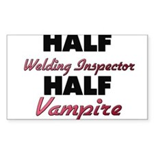 Half Welding Inspector Half Vampire Decal