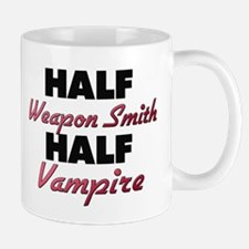 Half Weapon Smith Half Vampire Mugs