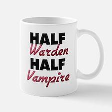 Half Warden Half Vampire Mugs