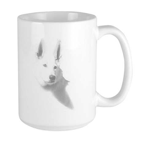 White Shepherd Cup