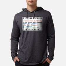 Huntingexcuses Long Sleeve T-Shirt