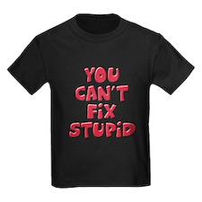 Fix Stupid T