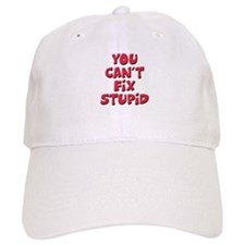 Fix Stupid Baseball Cap