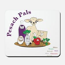 Pesach Pals Mousepad