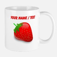 Custom Strawberry Mugs