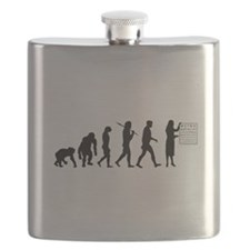 Optometrist Optometry Flask
