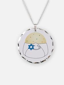 Mommy's Little Matzo Ball Necklace
