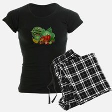 Fruits And Vegetables pajamas