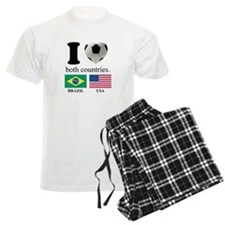 BRAZIL-USA Pajamas