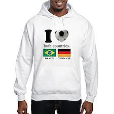 BRAZIL-GERMANY Hoodie