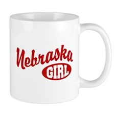 Nebraska Girl Mug