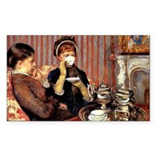 The Tea, 1880 painting by Mary Decal