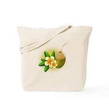 Coconut Drink Tote Bag