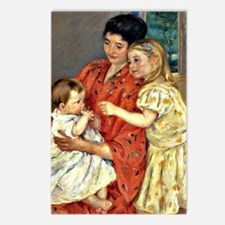 Mary Cassatt - Mother and Postcards (Package of 8)