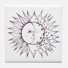 sunmoon Tile Coaster