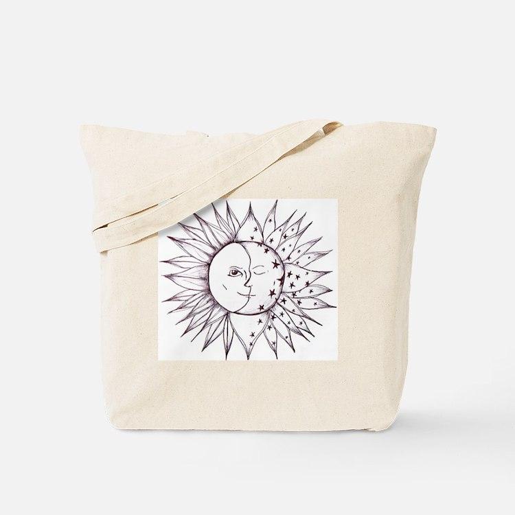 sunmoon Tote Bag