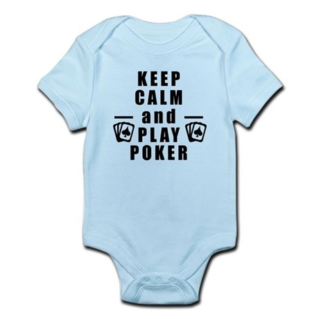 Keep Calm and Play Poker Body Suit