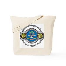 North Dakota Darts Tote Bag