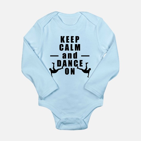 Keep Calm and Play Dancing Body Suit