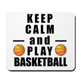 Basketball Classic Mousepad