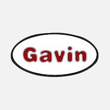 Gavin Santa Fur Patch
