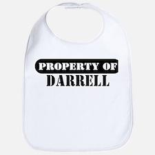 Property of Darrell Bib
