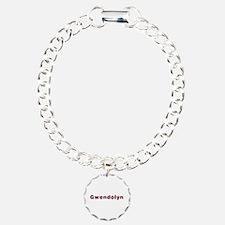 Gwendolyn Santa Fur Bracelet