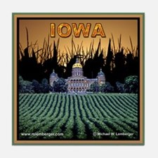 Capitol of Agriculture Tile Coaster